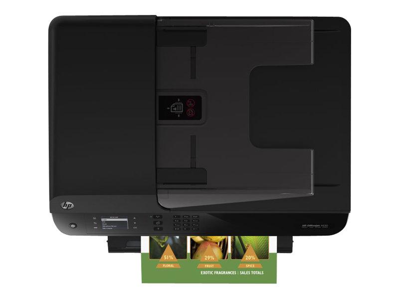 hp officejet 4632 e all in one imprimante multifonctions couleur imprimantes jet d 39 encre. Black Bedroom Furniture Sets. Home Design Ideas