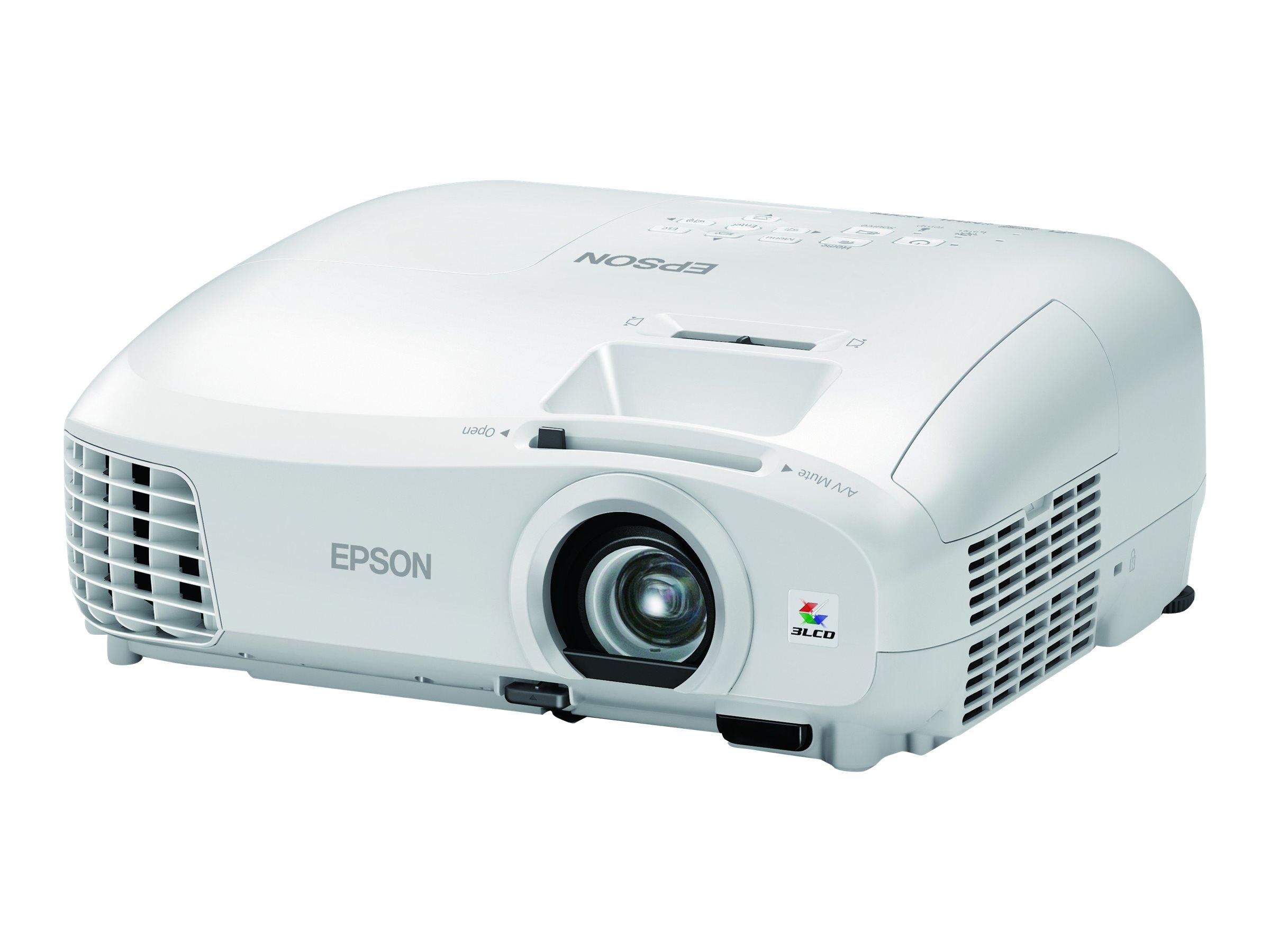 EPSON EH-TW5210 PROYECTOR LCD 3D 2200 LUMENES 1920