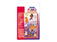 FIMO 8725 Animaux - jeu de moules