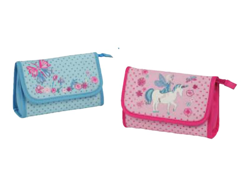 Viquel Magic World Flap Mirror Pouch - trousse de maquillage