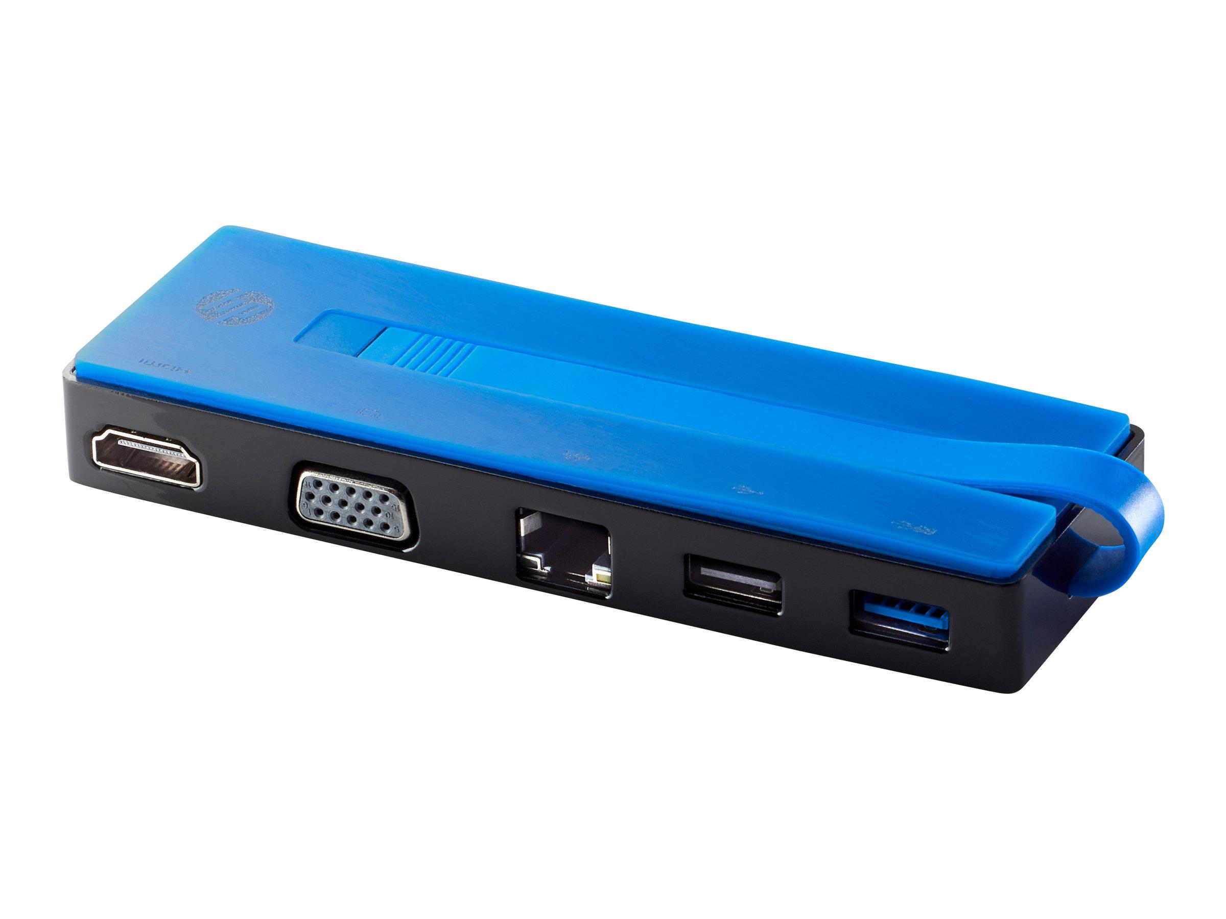 HP USB C TRAVEL DOCK ESTACION DE CONEXION USB 10MB