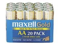 Maxell Gold LR6