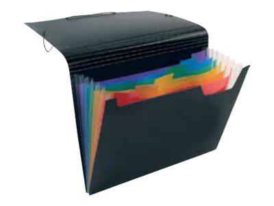 viquel rainbow class trieur 6 positions 245 x 320 mm. Black Bedroom Furniture Sets. Home Design Ideas