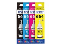 Epson T664 - Magenta - original