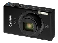 Canon IXUS 510 HS Digitalkamera kompakt 10.1 Mpix 12 x optisk zoom