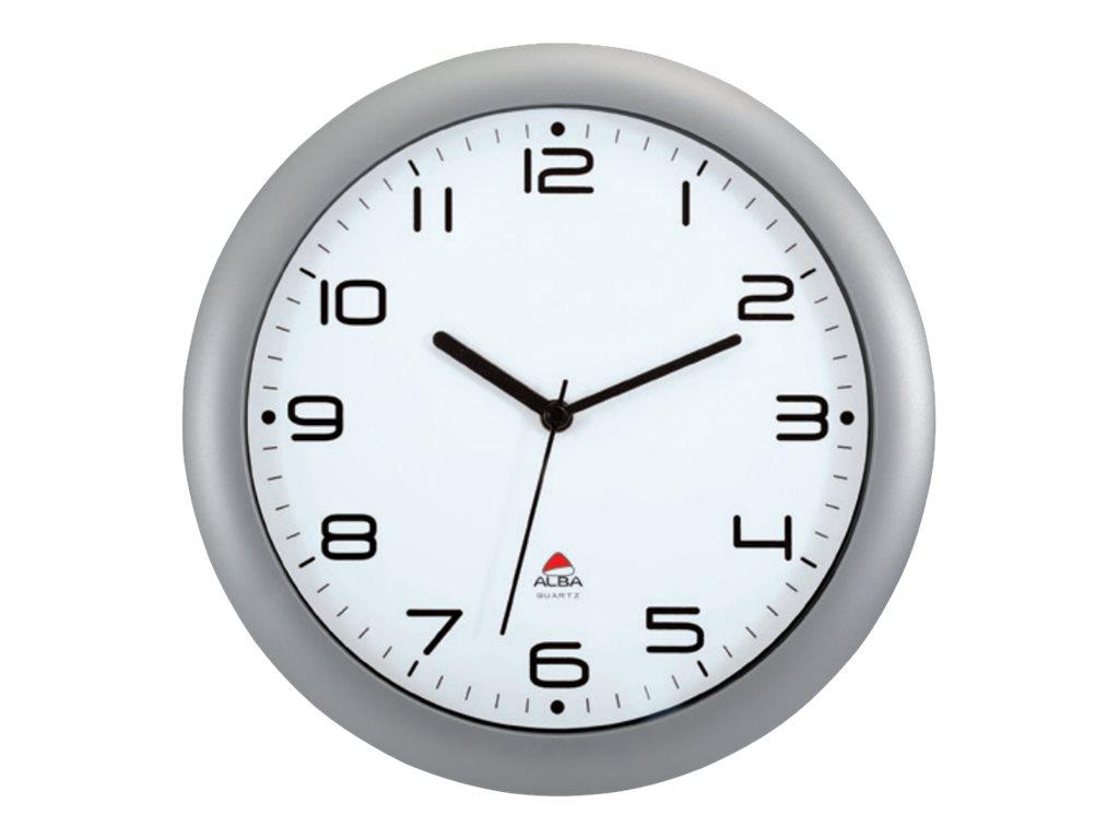 MT HORNEW - Horloge - quartz - 30 cm - disponible en différents coloris