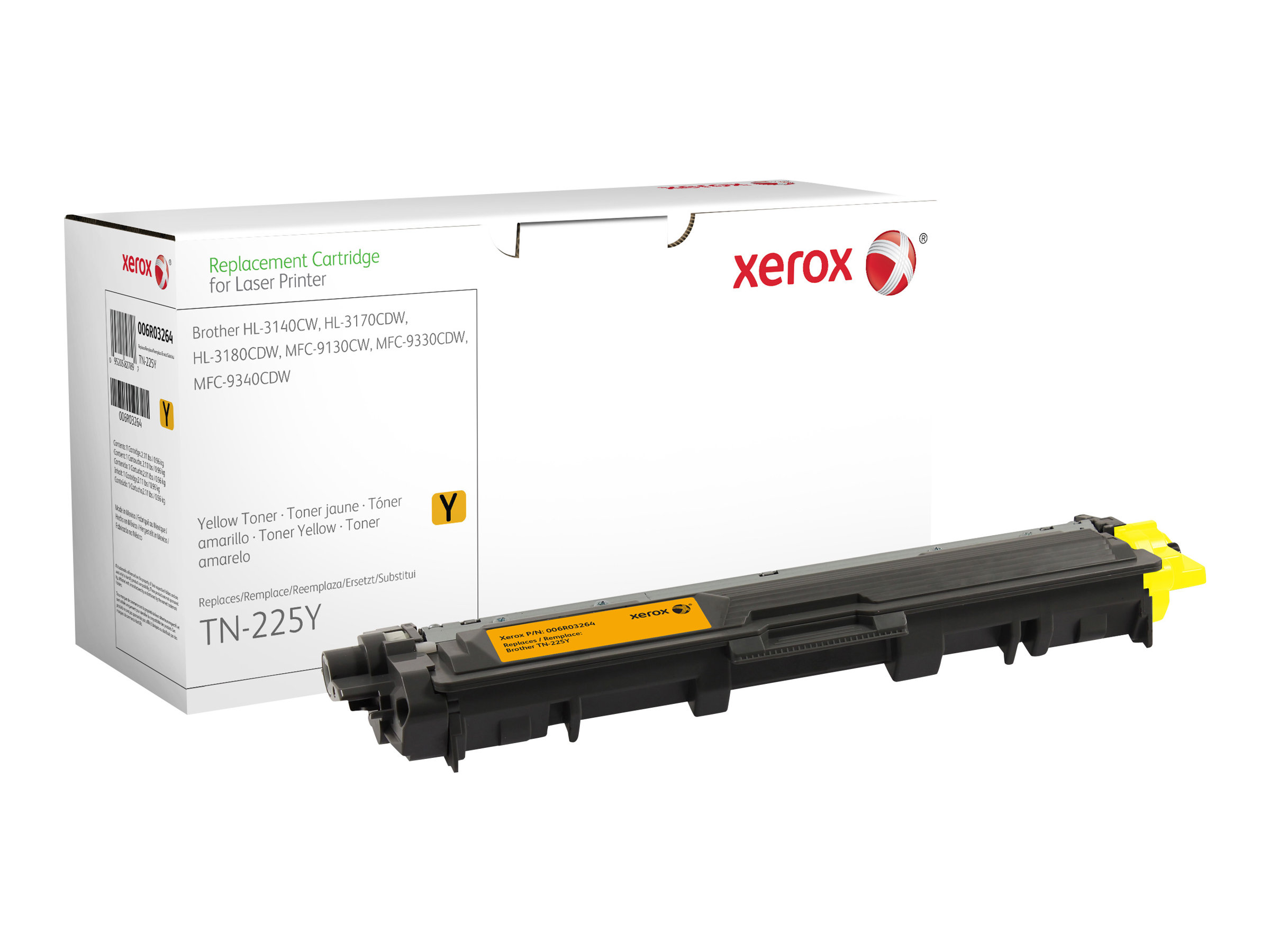 Xerox - jaune - cartouche de toner (alternative pour: Brother TN245Y)