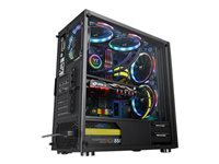 Thermaltake V Series V200 TG - Tempered Glass Edition - torre