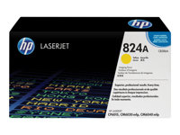 HP 824A - 1 - yellow