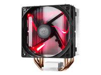 Cooler Master Hyper 212 LED - Disipador para procesador - (para: LGA775, LGA1156, AM2+, AM3, LGA1155, AM3+, LGA2011, FM1, FM2, LGA1150, FM2+, LGA2011-3, LGA1151)