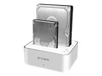 RaidSonic ICY BOX IB-120StU3-Wh