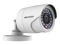 Hikvision - Turbo 720p Bullet Camera 2.8mm IR 20m Plastic - IP66
