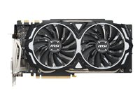 MSI, GeForce GTX 1080 Ti ARMOR 11G OC
