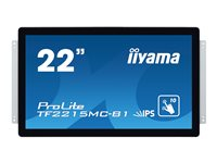 iiyama ProLite TF2215MC-B1 Inch Black, Full HD, Mounting brackets included