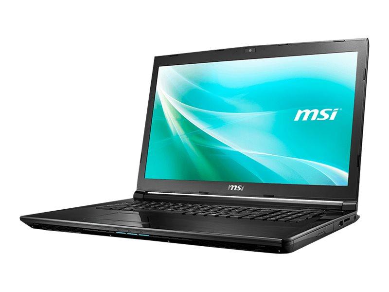 MSI CX72 7QL I7 8GB 1TB 17.3FHD GF940MX FREEDOS