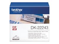 Brother Rubans d'origine DK22243