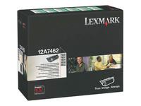 Lexmark Cartouches toner laser 12A7462