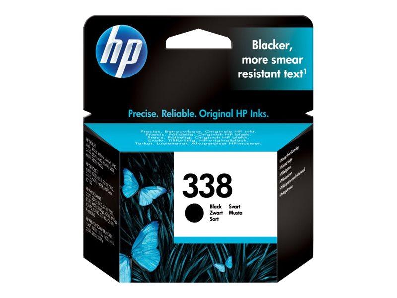 HP 338 - noir - originale - cartouche d'encre