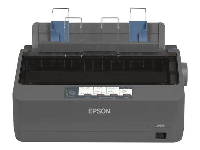 Image of Epson LQ 350 - printer - monochrome - dot-matrix