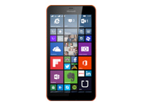 Microsoft Lumia 640 XL LTE Dual Sim - orange - 4G HSPA+ - 8 Go - GSM - téléphone intelligent Windows