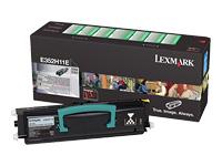 Lexmark Cartouches toner laser E352H11E