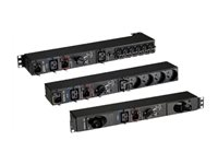 Eaton Hotswap MBP, 4 Schuko & 1 C19 Sockets, IEC C20 Input