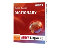 ABBYY Lingvo x5 Professional Edition English-Russian