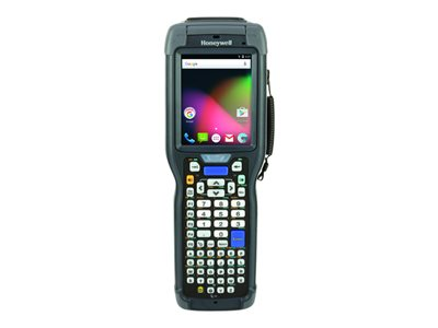 """Honeywell CK75 - Data collection terminal - Android 6.0 (Marshmallow) - 16 GB - 3.5"""" color (480 x 640) - barcode reader - (2D imager) - USB host - microSD slot - Wi-Fi, Bluetooth"""
