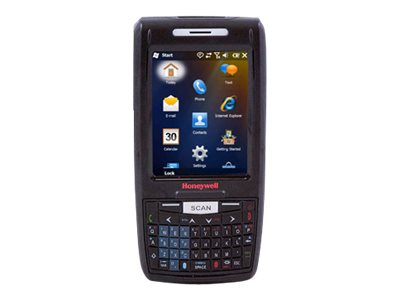"Honeywell Dolphin 7800 - Data collection terminal - Android 2.3 - 3.5"" color (480 x 640) - rear camera - barcode reader - (2D imager) - microSD slot - Wi-Fi, Bluetooth - with 1 GB SD memory card"