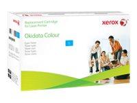 Xerox - cyan - cartouche de toner (équivalent à : OKI 44059167)