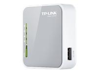 TP-LINK TL-MR3020 - routeur sans fil - 802.11b/g/n - Ordinateur de bureau