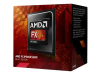 AMD Black Edition AMD FX 8370 4 GHz 8 kerner 8 tråde Socket AM3+ Box
