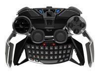 Mad Catz L.Y.N.X. 9 Gamepad trådløs Bluetooth sort