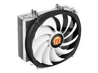 Thermaltake Frio Silent 12 - Disipador para procesador - (para: LGA775, LGA1156, AM2, AM2+, LGA1366, AM3, LGA1155, AM3+, LGA2011, FM1, FM2, LGA1150, LGA1151, AM4)