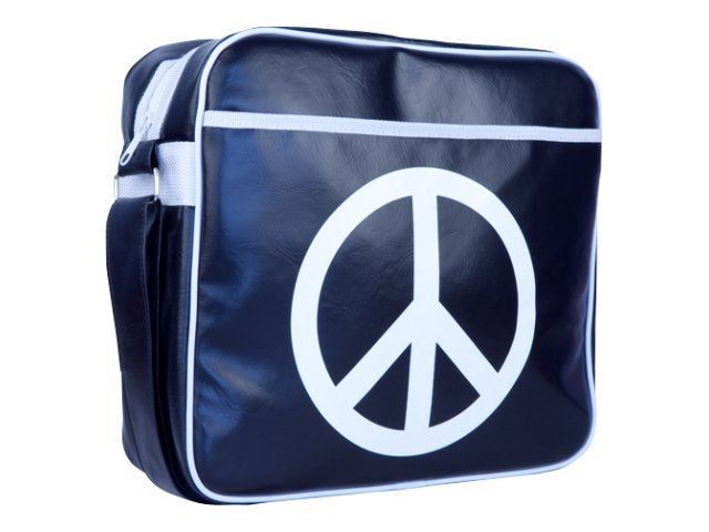 Urban Factory Peace & Love Bag - sacoche pour ordinateur portable