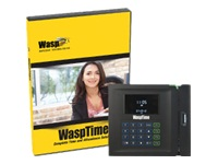 Wasp Time Standard Barcode Solution