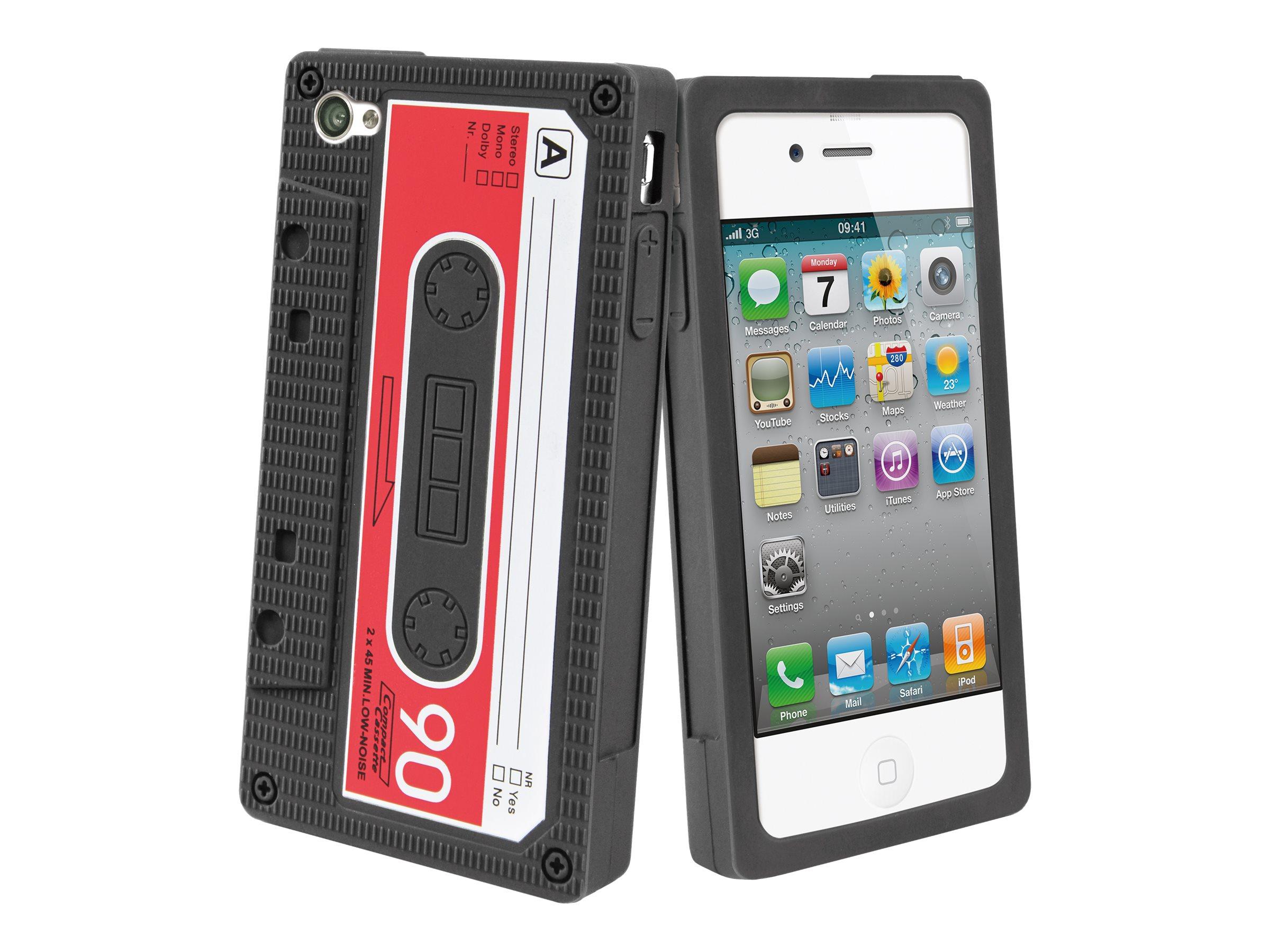 Muvit Retro Cassette coque de protection pour téléphone portable