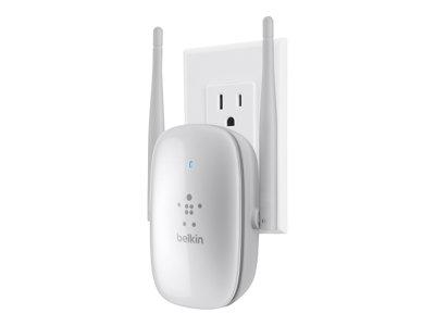 Belkin N600 Dual-Band Plug-In Wi-Fi Range Extender