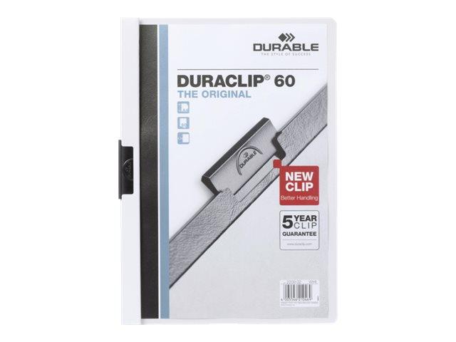 DURABLE DURACLIP ORIGINAL 60 - chemise à clip