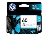 HPc CC643WL #60 Tri-color Ink  165 pages