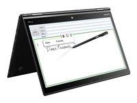 "Lenovo ThinkPad X1 Yoga 20JD - Flip design - Core i5 7300U / 2.6 GHz - Win 10 Pro 64-bit - 8 GB RAM - 180 GB SSD TCG Opal Encryption 2 - 14"" IPS touchscreen 2560 x 1440 (WQHD) - HD Graphics 620 - Wi-Fi, Bluetooth - black"