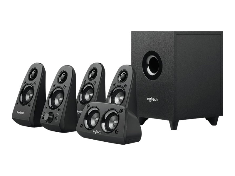 Logitech Z506 - système de haut-parleur - pour PC