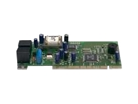 Hayes ACCURA Low-profile V.92 PCI Softmodem Model H08-15531