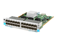 HPE - Expansion module - Gigabit SFP x 24 - for HPE Aruba 5406R, 5406R 16, 5406R 44, 5406R 8-port, 5406R zl2, 5412R, 5412R 92, 5412R zl2