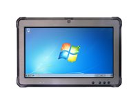 "DT Research Mobile Rugged Tablet DT311C - Tablet - Celeron 1.5 GHz - Win 7 Pro - 4 GB RAM - 64 GB SSD - 11.6"" touchscreen 1920 x 1080 (Full HD) - Wi-Fi - metallic gray - rugged"