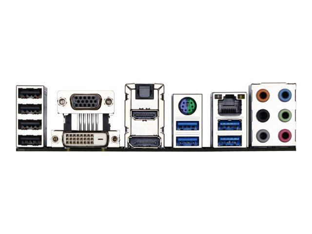 Gigabyte GA-Z97X-SOC