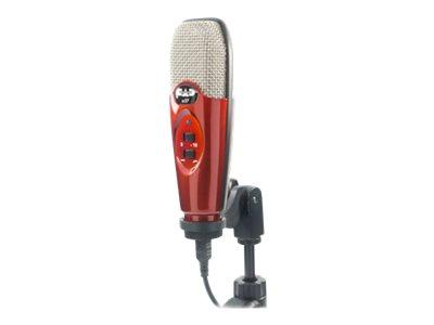 CAD U37 - Microphone - USB - candy apple