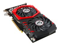 MSI GTX 1050 TI GAMING X 4G - Graphics card - GF GTX 1050 Ti