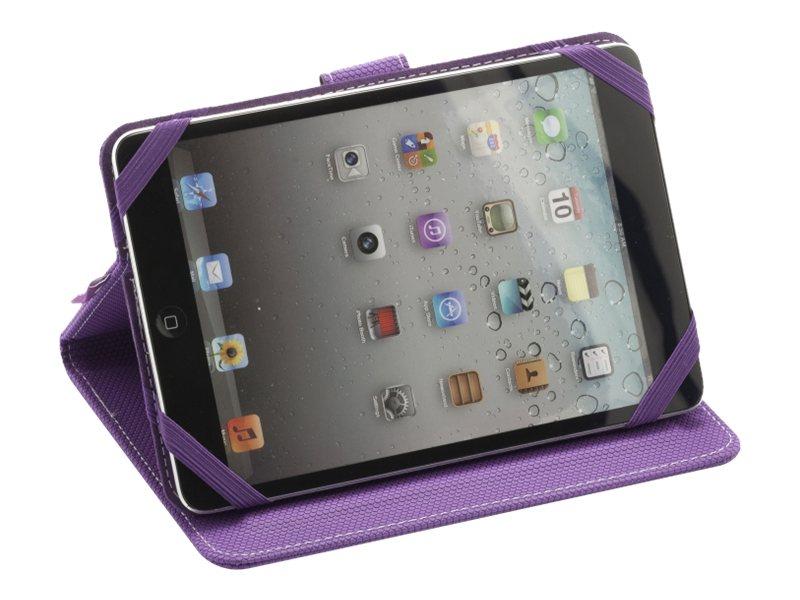 NGS Technology Mob - Coque de protection pour tablette - caoutchouc - différents coloris