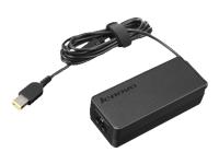 Lenovo ThinkPad 65W AC Adapter (Slim Tip) - adaptateur secteur - 65 Watt